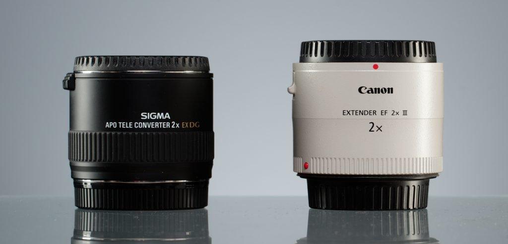sigma and canon teleconverter