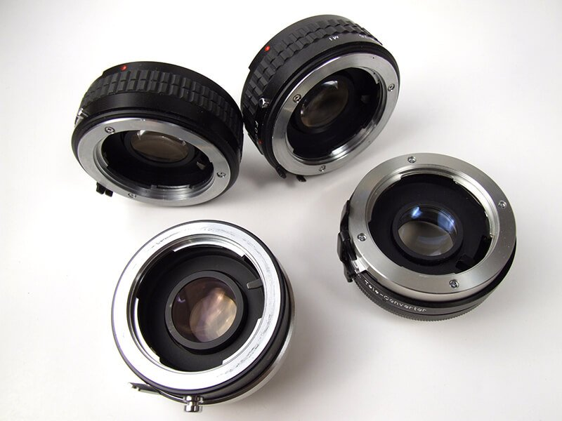 what is a teleconverter
