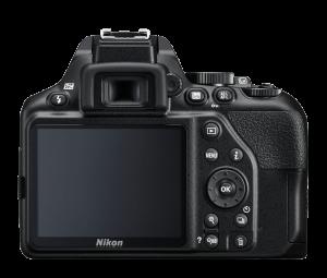 Nikon D3500 Back