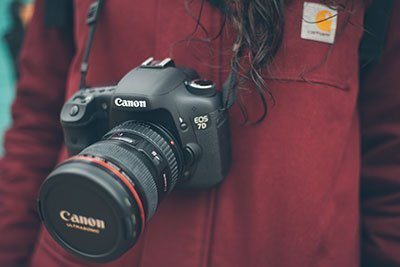 Learning your camera
