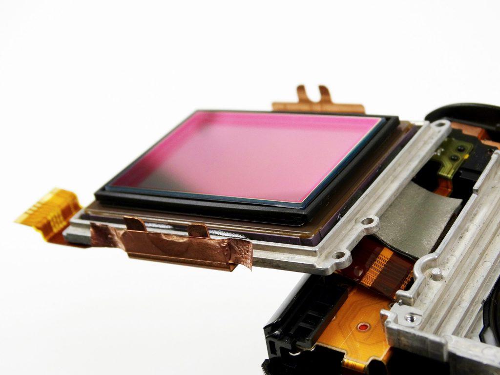 full frame camera sensor