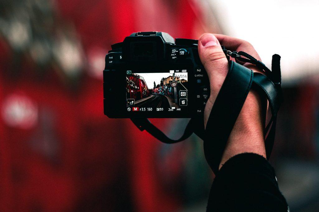 digital viewfinder