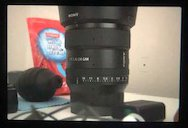 optical camera viewfinder