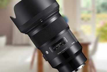 Sigma Art 50mm f/1.4 DG HSM Sony fe