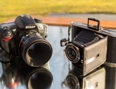 analog vs digital photography