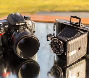 analog vs digital photography