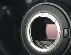 can bright light damage camera sensor