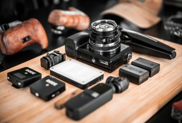 how to store camera equipment at home