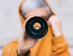 What Camera Lens is Closest to the Human Eye