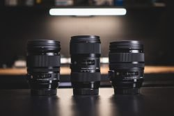 What is the Holy Trinity of Lenses